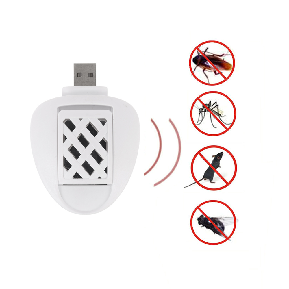 2PCS 2016 Super Deal Portable USB Mosquito Repellent Killer System Anti Repellent With Free Refill Tablets Odorless Non-toxic(China (Mainland))