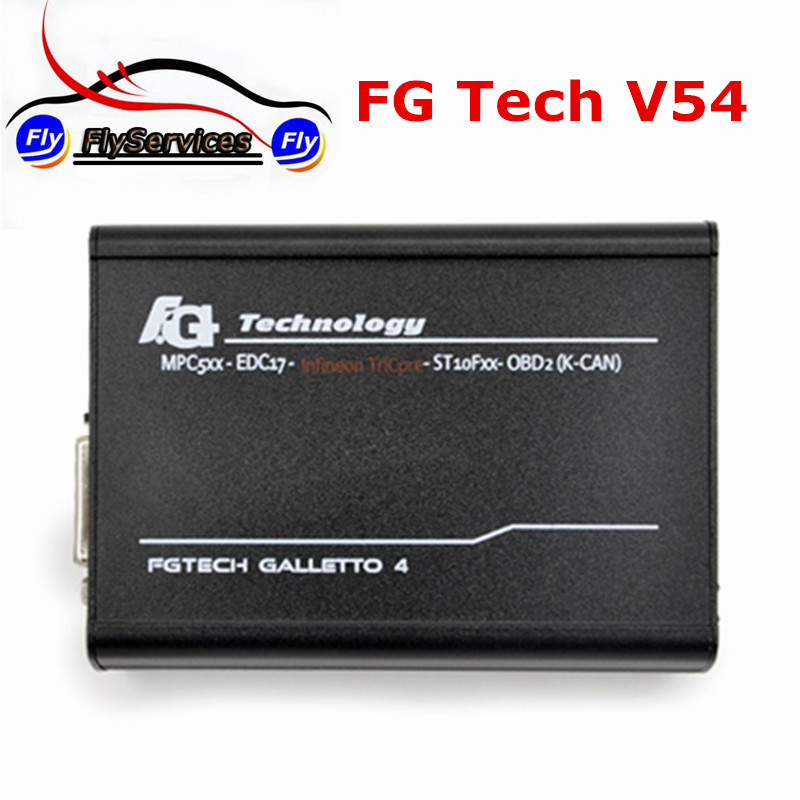 2016 Best Quality Fgtech Galletto 4 Master Fgtech V54 FG Tech Galletto 4 Master ECU Flasher Support BDM Function Multi-Language(China (Mainland))