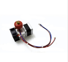 3D printer accessory single nozzle extruder kit with 100K thermistor working voltage 12V top quality free