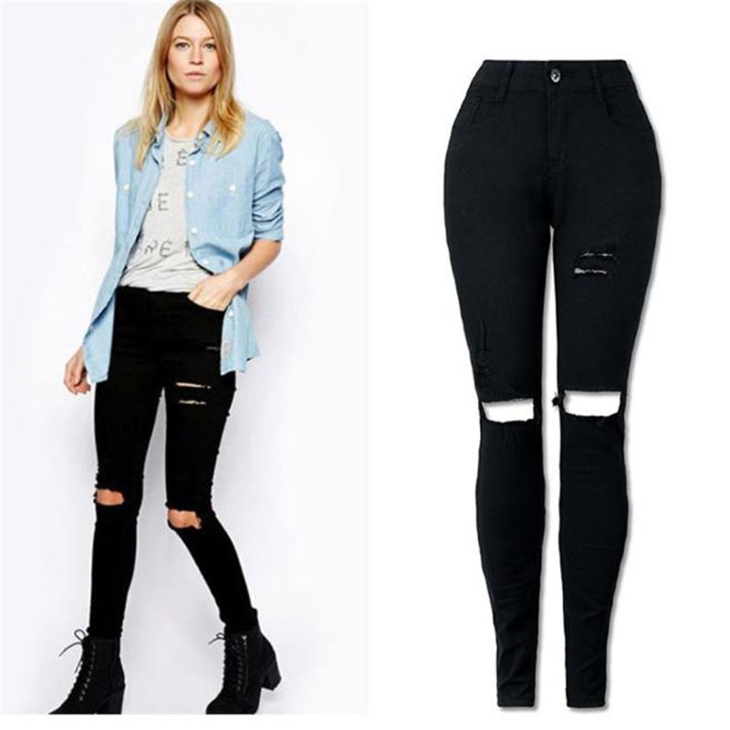 Online Get Cheap Cool Skinny Jeans for Girls -Aliexpress.com ...
