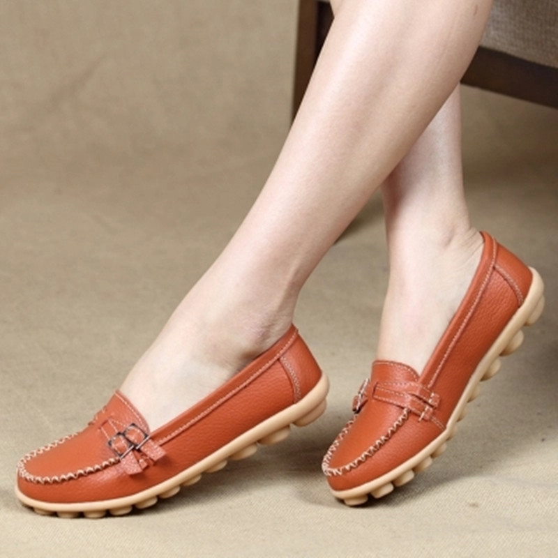 Comfortable and beautiful designs of flat shoes 2016 – What Woman ...