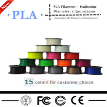 Made In China 1.75mm/3mm 3D Printing PLA Filament