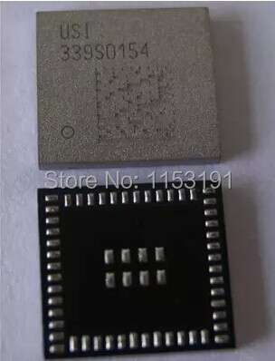10PCS/LOT wifi wi-fi module bluetooth IC chip replacement 339S0154 for iPhone 4S 4GS free shipping(China (Mainland))