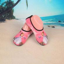 ילדי נעלי Colorfur קיץ חדש מגיע מים נעלי ילדים יחף נעלי ילדי נעלי בנות בני בריכת כפכפים מהיר Dryi(China)