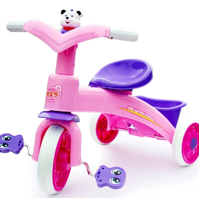Children Tricycle / Bicycle Baby / Baby Scooter / Children Trolley Stroller Outdoor Bike / Toy Car Birthday Boy A Workout(China (Mainland))