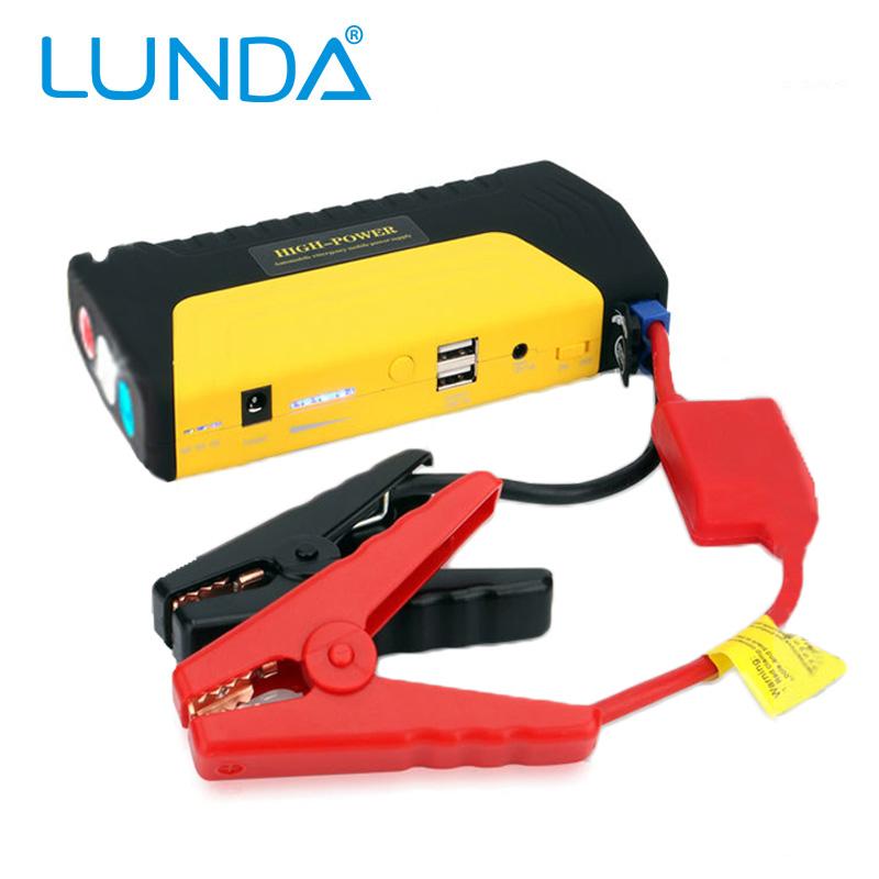 2016 New High Power 50800mAh 12V car jump starter Portable Emergency Battery Charger car-charger power bank(China (Mainland))