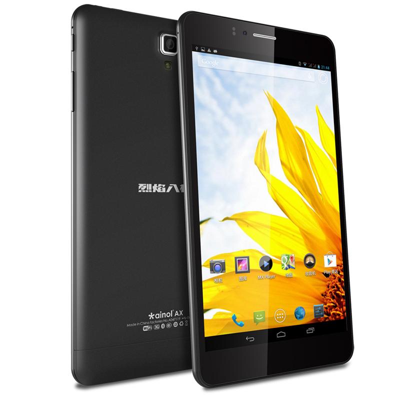 Original Ainol Novo 706KC-M1 MTK6592 8 Core 1.7GHz1GB+16GB 7.0 inch 3G + Voice function Android 4.2.2 Dual SIM Tablet PC(China (Mainland))