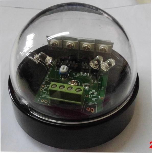 single axis sun tracker with LED type sensor easy to use(Macau)