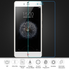 2.5D 9H Screen Protector Tempered Glass ZTE Blade A510 A452 A460 V6 V7 Lite X3 X5 X7 X9 L5 Toughened Explosion Proof Film - Cooye Store store