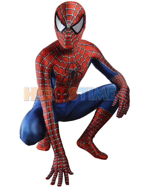 online kaufen gro handel latex spiderman costume aus china. Black Bedroom Furniture Sets. Home Design Ideas