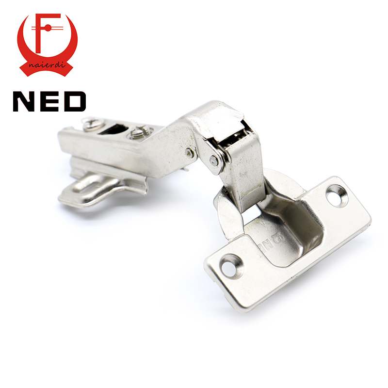 Hot Brand NED 45 Degree Corner Fold Cabinet Door Hinges 45 Angle Hinge Hardware For Home Kitchen Bathroom Cupboard With Screws(China (Mainland))