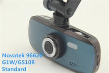 Car DVRs G1W GS108 video registrator Novatek 96650/96620 Car Camera Recorder 1080P Full HD DVR(China (Mainland))