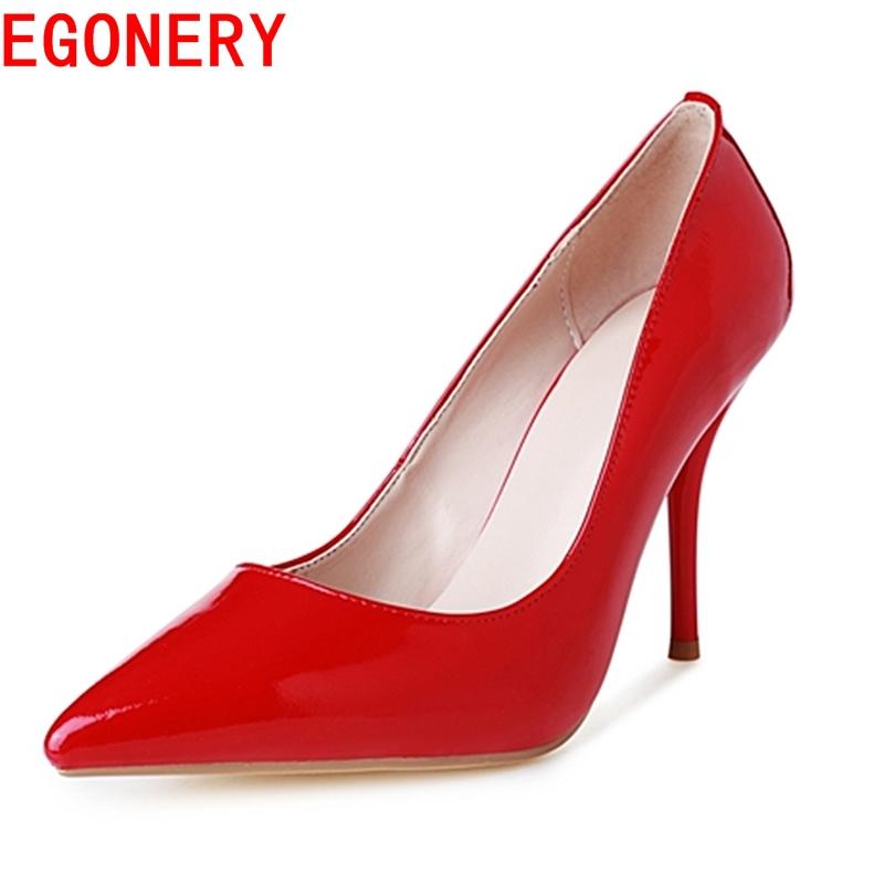New 2015 standard size point Toe Women Pumps Sexy Black High Heels Wedding Shoes new Design Less Platform high heels Pumps<br><br>Aliexpress
