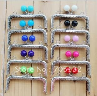Diy Wire Frame Glasses : Freeshipping-plastic-bead-hasp-2-rings-DIY-purse-bag ...