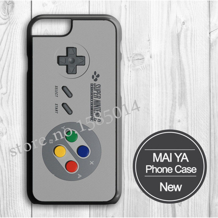 New Arrive Classic Nintendo Controller case Hard Plastic Original case for Iphone 4 4s 5 5S 5C 6 6 puls Cover With One Free Gift(China (Mainland))