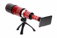 Buy High-end 80X Metal Telephoto Zoom Lens Telescope Mobile Phone Camera Lenses 3in1 Kit iPhone 5 5s 6 6s 7 Plus Android for $250.94 in AliExpress store