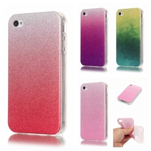 Buy Coque iPhone 4s Case Silicone Glitter Bling Case iPhone 4 Cover Transparent Edge Gradient Phone Case iPhone 4s Cover Co.,Ltd ) for $1.19 in AliExpress store