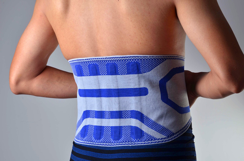Personal care outdoor sport body shaper high elastic knitting  waist support back brace free shipping  #WA5801<br><br>Aliexpress