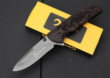 Free shipping High quality OEM Browning X45 utility survival folding knives camping hunting knife tools hands best wish