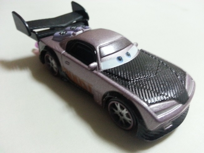 Pixar Cars Diecast Boost With Flames Metal Toy Car For Children 1:55 Loose Brand New In Stock & Free Shipping(China (Mainland))