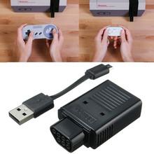 New Black 8 8bitdo Wireless Controller Receptor Retro Alças Sem Fio Para PS3 para PS4 para Wii U Controlador de Jogo Remoto para para NES Gamepads(China (Mainland))