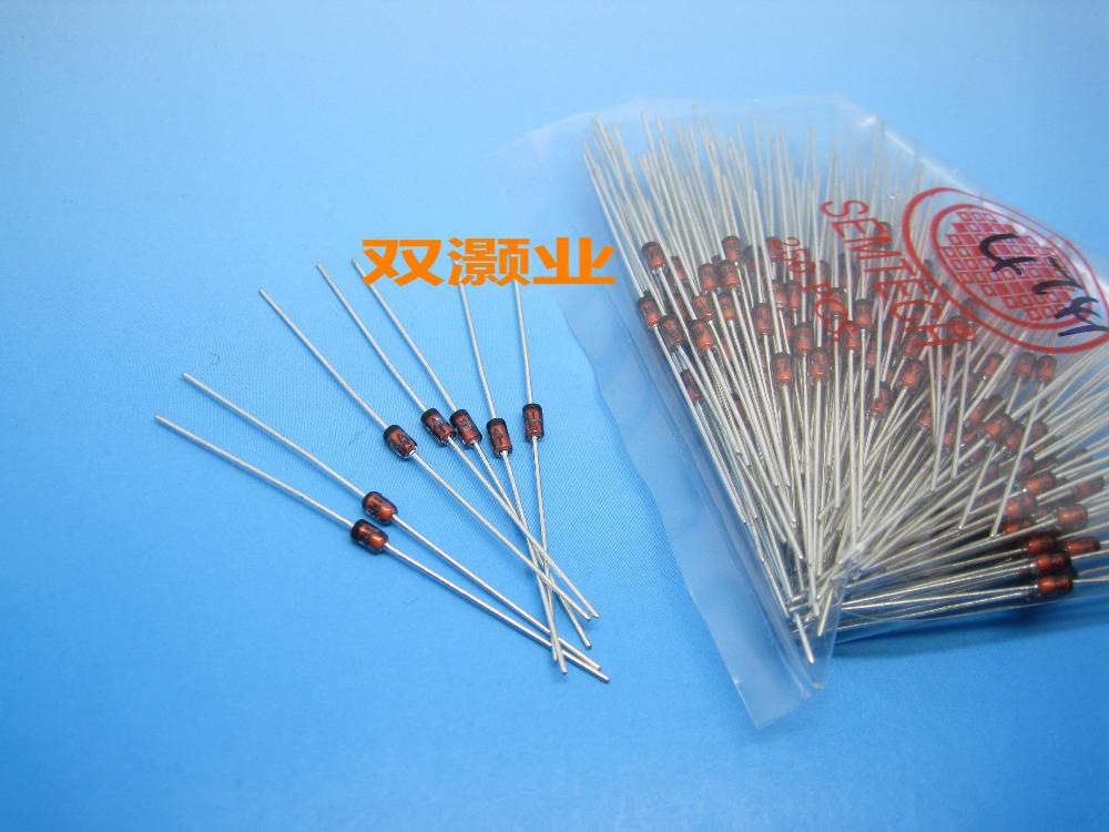 100PCS 1W 6.8V 1N4736 Zener diode(China (Mainland))
