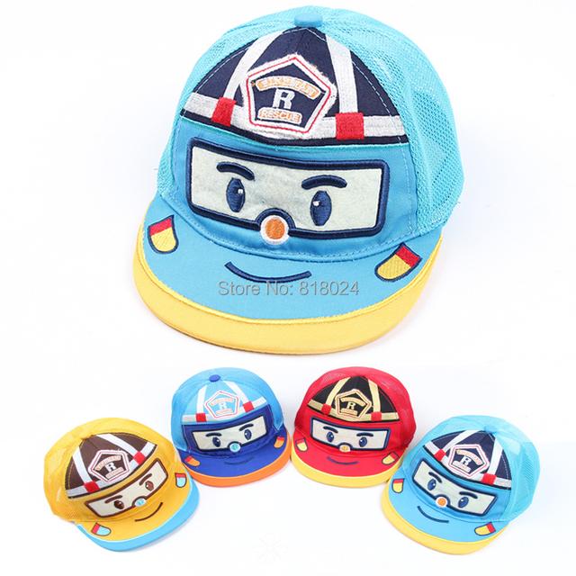 Комикс робот автомобиль дети бейсболки унисекс дети снэпбэк шапки Casquette шляпа хип-хоп кепка лето сетчатая ткань солнцезащитные головные уборы