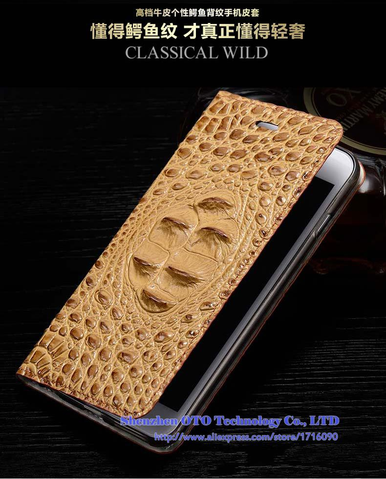 For Apple iPhone 5 5S SE Magnetic Case, 3D Crocodile Flip Luxury Real Genuine Leather natural skin Cover Phone Case +Free Gift