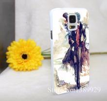 rebel gadgets Phone Cases Hard Skin White Case for Galaxy S6 Edge S5 S4 S3 S5 MINI S4 MINI S3 MINI