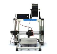 HIC High Precision Reprap Prusa i3 Aluminum Frame 3d Printer for DIY modeling