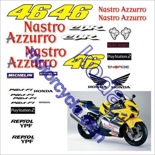 Autocolantes Réplicas em Vinil ou Personalizados - Página 2 FREE-SHIPPING-CBR600-F4i-Nastro-Azzurro-repsol-46-decals-stickers-graphics-set-kit-motorbike-transfers-for