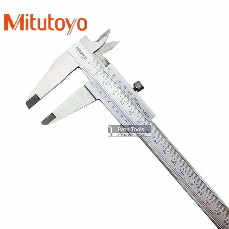 Гаджет  MITUTOYO 0-200mm /530-118 0.02mm metric and inch VERNIER CALIPER  GAUGE MICROMETER  HIGH QUALITY free shipping None Инструменты