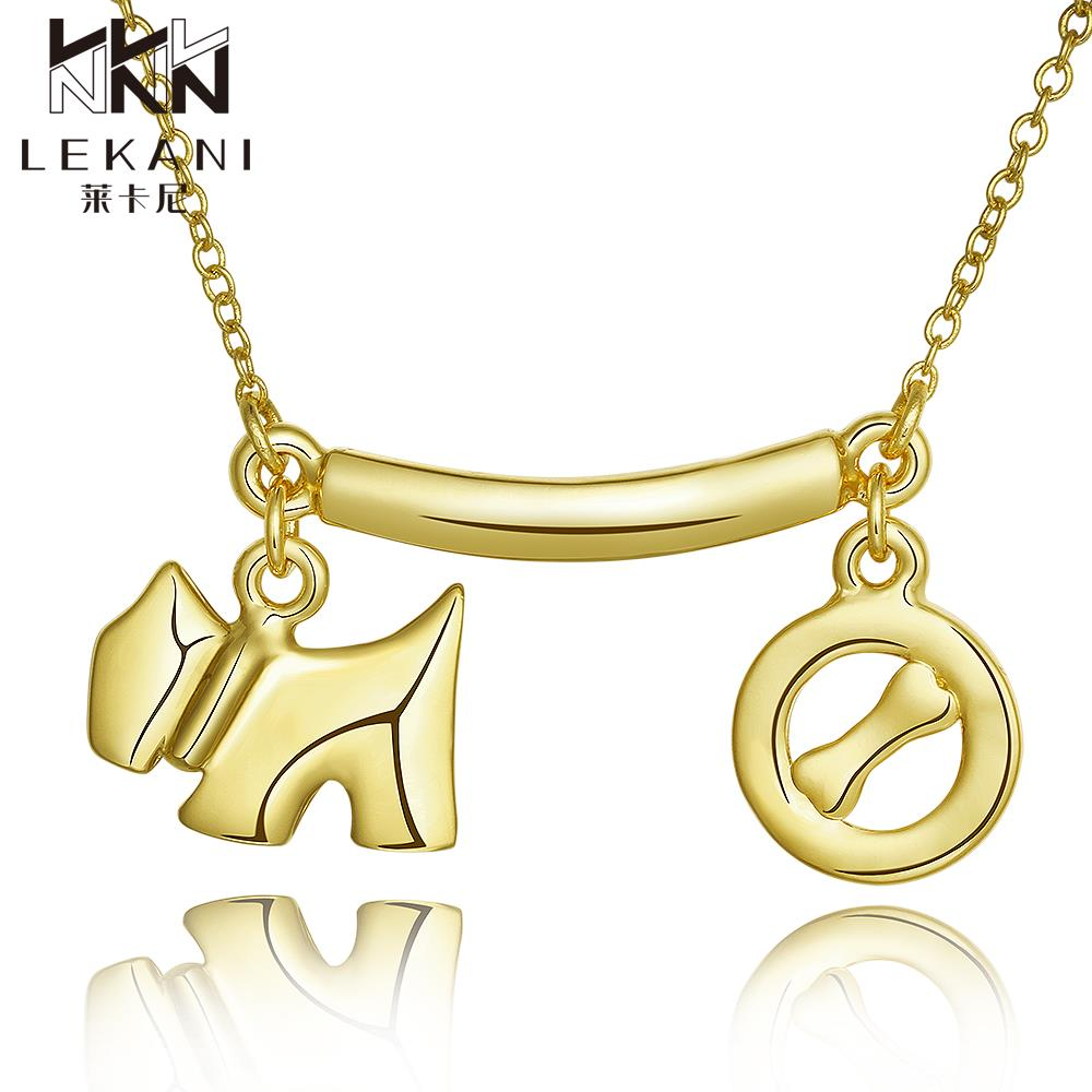 Moscot Choker Necklace 2015 New Arrival New Fashion Classic Style 18k Gold Plated Jewelry
