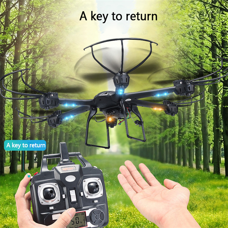 Newest MJX X601H RC Drone WIFI FPV HD Camera RC Quadcopter APP/Transmitter Dual Mode Altitude Hold 3D Flip Helicopter RC toy RTF(China (Mainland))