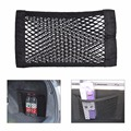 Nylon Mesh Car Truck Storage Net String Bag Seat Rear Pocket Organizer Trunk Bags Tool Grocery