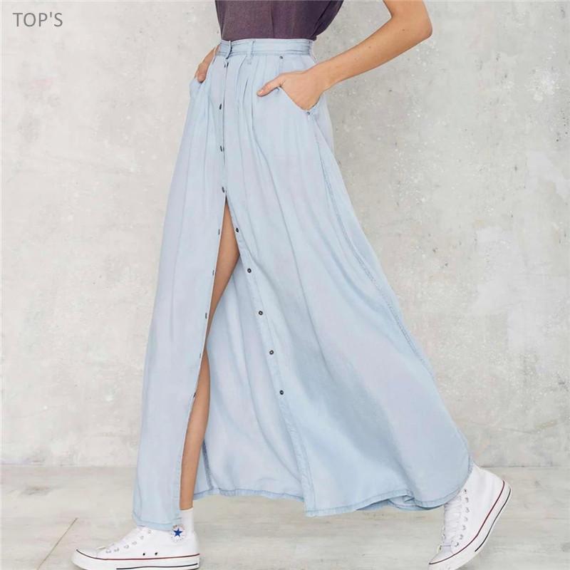 tencel denim skirt promotion shop for promotional tencel