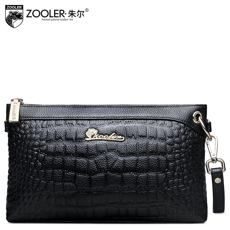 Genuine cowhide leather day clutch fashion clutch bag 2016 women's handbag small bag women's bags