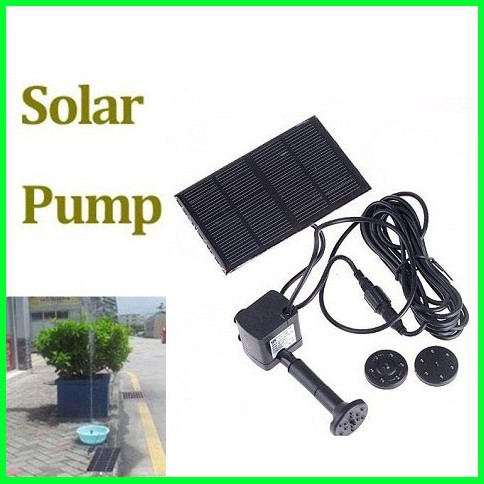 Hot sale 200l h solar powered water pump solar mini for Solar water filter for ponds