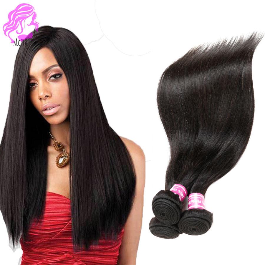 Brazilian Human Hair Extension UK Brazilian Virgin Hair Straight Real Brazilian Hair Bundles Straight Virgin Hair Bundle Deals