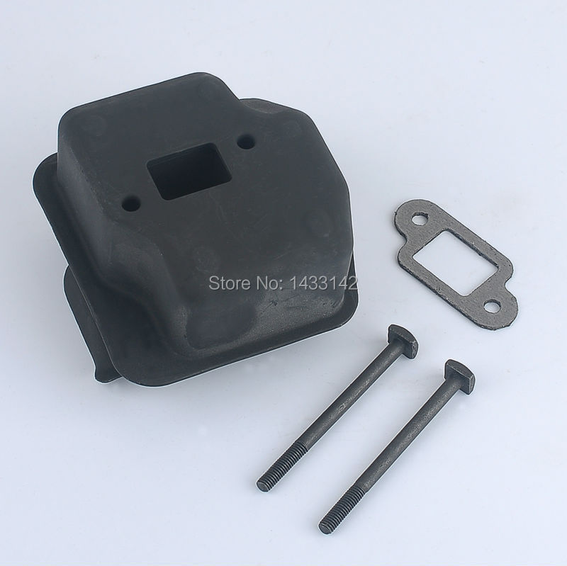 NEW Chainsaw Muffler with Bolts Gasket Fit STIHL MS250 025 021 210 023 230
