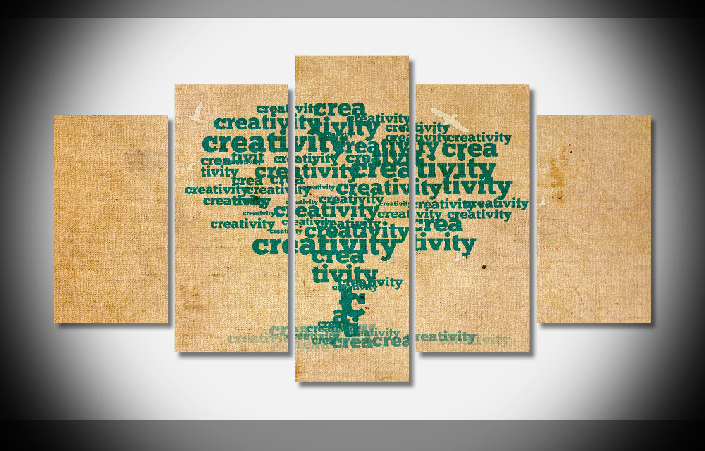 4494 trees tex quotes proverb creativity phrase sentence sayings word Poster NEW - gallery wrap art print home canvas decor(China (Mainland))