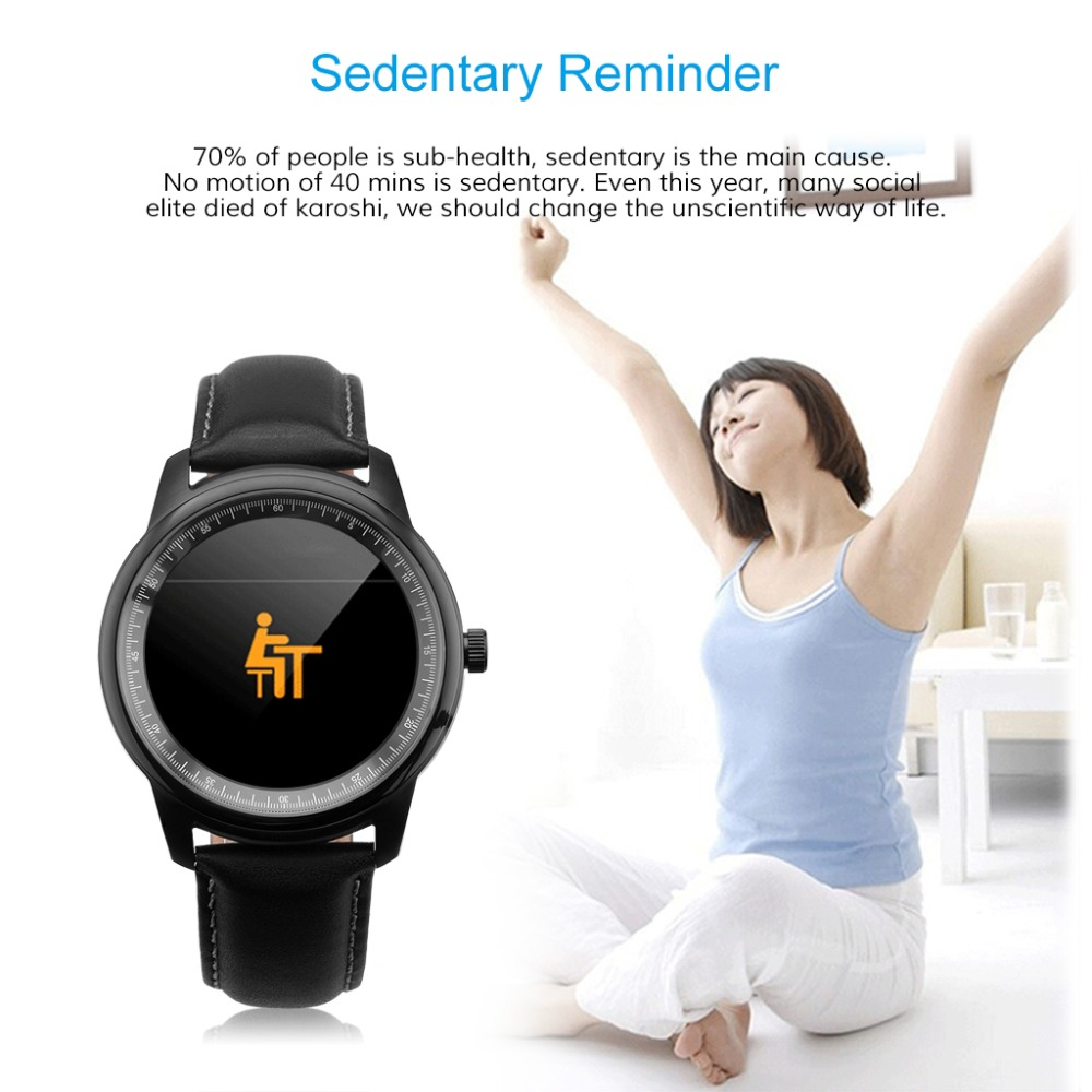 Best selling Lemfo LEM1 Smart Watch Full HD IPS Screen bluetooth SmartWatch Fitness Tracker App For iphone IOS Android phone(China (Mainland))