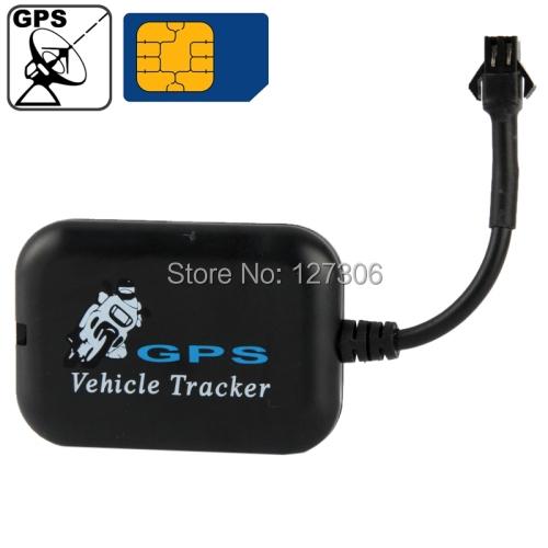 Бесплатная доставка мини-автомобиля мотоцикл велосипед GPS / GSM / GPRS в режиме реального времени трекер монитора