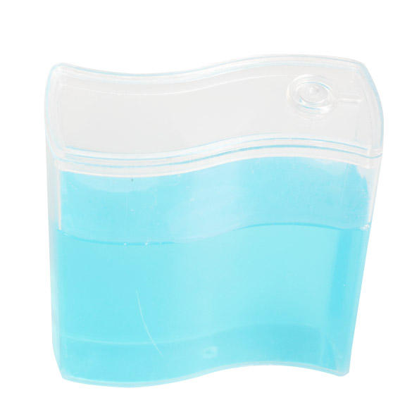 Small Size Blue Gel Ant Farm AntWorks Ant Home AntWorkshop Educational Toy Shop BS88(China (Mainland))