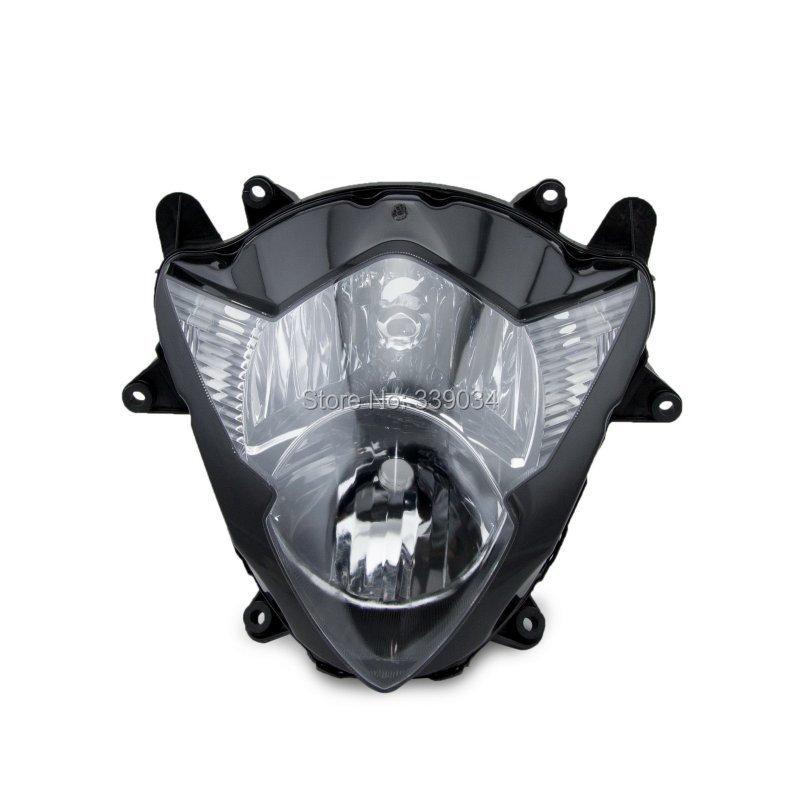 Motorcycle Brand New Headlight Assembly Head Light Unit For Suzuki GSX1250FA 1250 FA 2011(China (Mainland))