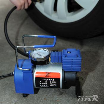 Typer car air pump auto play pump car air compressors inflatable tr-2028