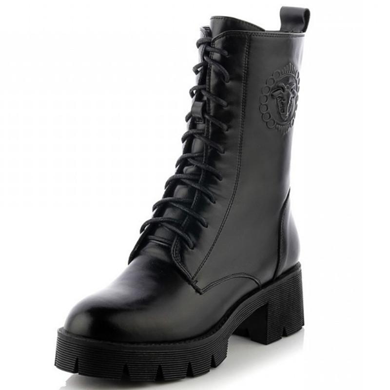 Online Get Cheap Womens Leather Work Boots -Aliexpress.com