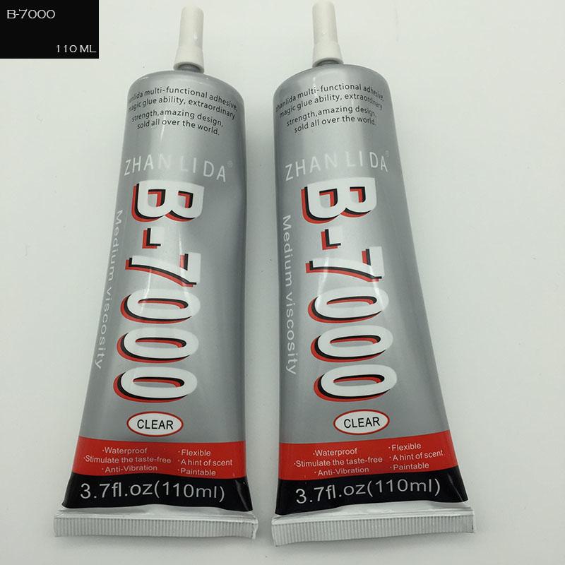 1pc / Plastic 110 Ml Diy B-7000110 Haosheng Purpose Adhesive Epoxy B7000110 Super Resine Good Helper Tool For Glue(China (Mainland))