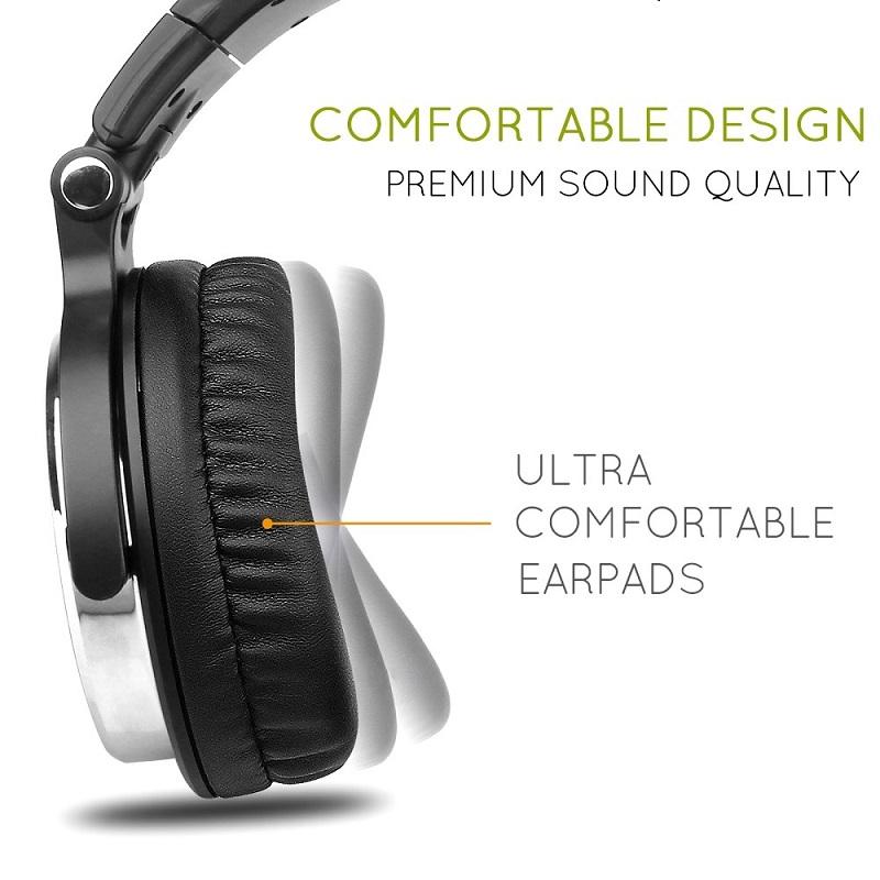 Ps4 headphones green - red headphones wired
