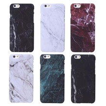 For Iphone 6 6s Cases 4.7 Inch New Marble Pattern Printing Phone Case Cover for Iphone 6 Hard Plastic(China (Mainland))